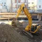 Аренда строительной техники фото