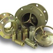 Клапан термозапорный КТЗ 001-40 фото