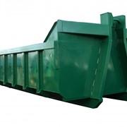 Бункер под мультилифт (для крупногабаритных и строительных отходов) фото