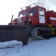 Машина лесопожарная ТТ-4 (Алтайский трактор) фото