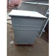 Мусорный контейнер 0,75 м3 з крышкой фото