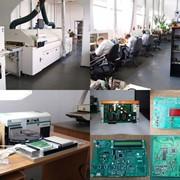 SMD-монтаж, Выводной монтаж электронных компонентов, узлов и деталей для промышленного применения фото