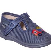 Детская домашняя обувь фото