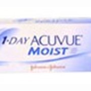 Линзы Johnson&Johnson 1-Day acuvue moist сила от -12 до +6 фото