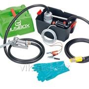 Мобильный комплект для перекачки топлива Piusibox Basic 12 V фото