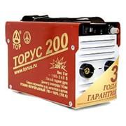Сварочный инвертор ТОРУС-200 КЛАССИК (кейс) фото