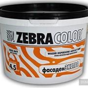 Краски, лаки, грунтовки, пропитки ZebraColor фото