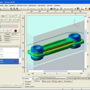 QForm Программное обеспечение для моделирования процессов объемной штамповки (холодной и горячей), ковки, прессования, вальцовки, раскатки, прокатки и т.п фото
