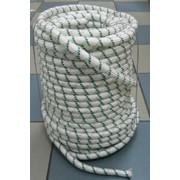 Шнур полипропиленовый плетеный фото