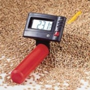 Прибор (термощуп) GT1 для измерения температуры зерна в насыпи фото