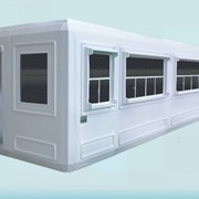 Стандартная модульная кабина Saftermobo К2775 фото
