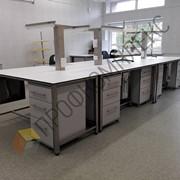 Лабораторная мебель от производителя фото