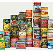 Оптовая торговля продуктами питания фото