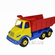 Автотранспортная игрушка Автомобиль-самосвал Муромец Полесье фото
