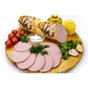 Колбаса вареная Сливочная с маслицем элит мясная в/с фото