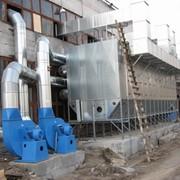 Фильтры аспирационные (Оборудование для переработки древесных отходов, Аспирационное оборудование, Оборудование аспирационное) фото