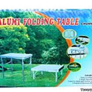 Раскладной стол для кемпинга Chunmei фото
