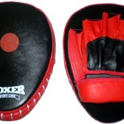 Лапы боксерские Гнутые фото