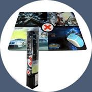 Коврики для мыши с рисунком X-Game GAMERS EDT V1 фото