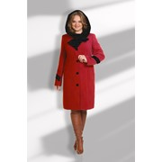 Пальто женское утепленное Верина М 99А фото