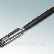Нож для карвинга волнистый овал фото