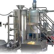 Оборудование для производства сгущенного молока из сухих компонентов фото