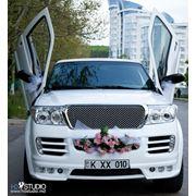 Прокат аренда свадебных лимузинов фото