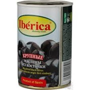 Крупные маслины без косточки 420 г XXL (ББ) (х12) фото