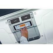 Монтаж накрышного кондиционера для грузовых автомобилей Cool Top Vario фото