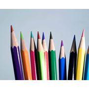 Карандаши цветные фотография