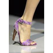 Обувь из натуральных материалов фото