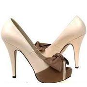 Женские кожаные туфли фото
