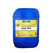 Трансмиссионное масло RAVENOL Catoel TO-4 SAE10W (20 л) фото