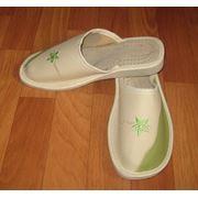 Обувь домашняя женская тапочки фото