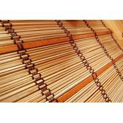 Бамбуковые жалюзи помогут создать нужный образ фото