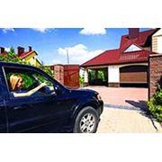 Ворота гаражные от Cvantid SRL фото
