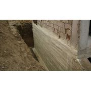 Теплоизоляция для фундамента в Молдове фото