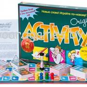 Activity. Настольная игра. фото