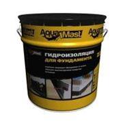 Гидроизоляция для фундаментов битумная AquaMast: ТУ 5775-063-72746455-2012 фото