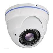 Антивандальная камера Green Vision GV-CAM-L-V7712VW42/OSD Сенсор SONY, ЧИП SONY 700тв линий фото
