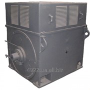 Электродвигатель с фазным ротором серии АК фото
