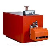 Газовый водогрейный жаротрубный котел КОЛВІ 170