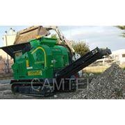 Дробильная установка компактная KOMPLET LEM TRACK 48-25 (дробилка щековая самоходная) фото