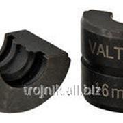 Вкладыш 16 для ручного пресс-инструмента стандарт TH Valtec VTm.294.0.16, арт.15738 фото