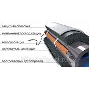 Нагревательный кабель GWS (SRL) 16-2 фото