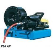 Настольный радиально-обжимной пресс с пневматическим насосом P 16 АP фото