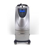 Косметологический RF - аппарат ReAction, 2 насадки (Базовая конфигурация с насадками BC + 1 FC + 1 ST*) + Подкатной медицинский троль белого цвета фото