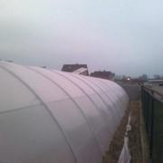 Зимняя теплица-термос без бокового проветривания фото
