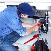 Замена водопровода, отопления на полипропилен, установка счётчиков воды, радиаторов отопления фото