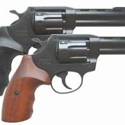 Револьвер Сафари РФ 440 с буковой рукоятью фото